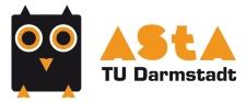 Logo des AStA der TU Darmstadt