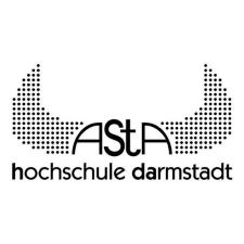 Logo des AStA der Hochschule Darsmtadt